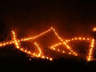 京都五山送り火 | 京都市観光協会