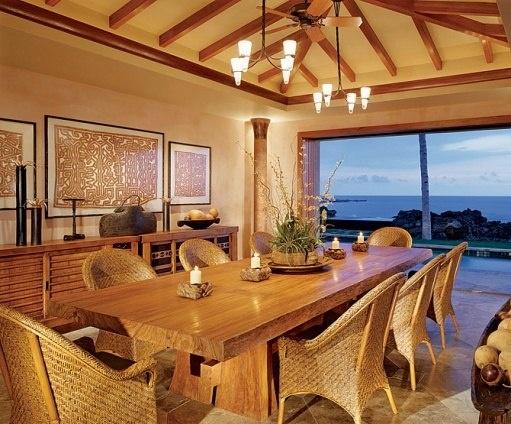 Dining Room, Indonesian Furniture Hawaii