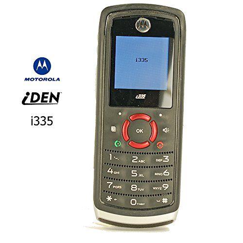 #Motorola #i335 IDEN Unlocked Cell Phone Bundle. Item Included : 1-Motorola i335 Phones (Nextel) 1-Battery Door Covers 1-Batteries 1-USB Wall Chargers 1-Blank Nex...