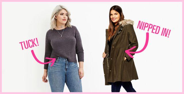 8 Curvy-Girl Style Hacks to Get You Through Winter  - Seventeen.com