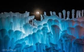 ice palace - Google Search