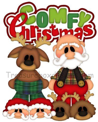 Comfy Christmas - Treasure Box Designs Patterns & Cutting Files (SVG,WPC,GSD,DXF,AI,JPEG)