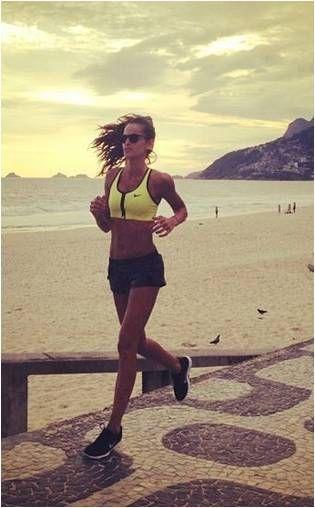 ¡Me encanta correr!