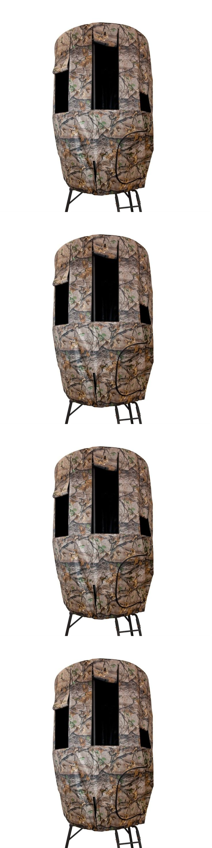 Tree Stands 52508: Tripod Deer Stand Covers Camo Blind Roof Weather Game Deer Hunter Bow Rifle New -> BUY IT NOW ONLY: $229.5 on eBay!