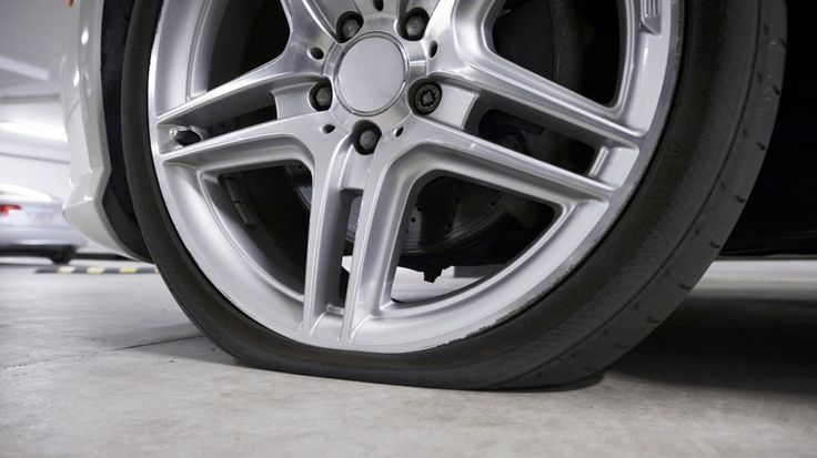 Why Carmakers Are Ditching the Spare Tire