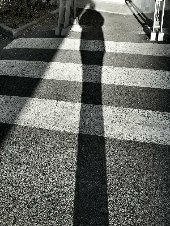 Crossing the stripes