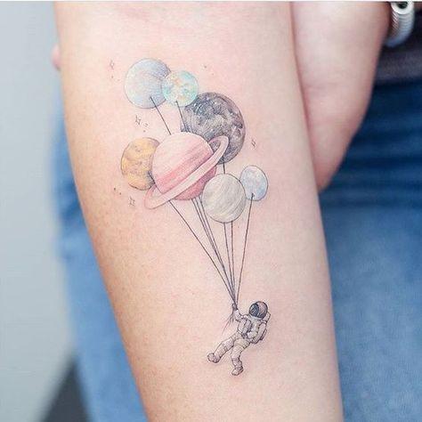 40 ideas geniales del tatuaje del inconformista que querrás robar | Alimento inspirado