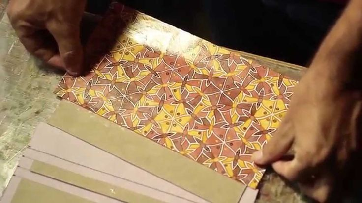 Cómo hacer una libreta artesanal