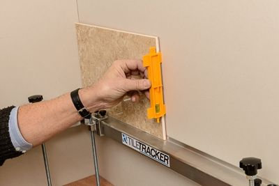 """The 'Really Helpful' tiling kit is not like other tiling kits because it gives you the tools to do a better job and to help you avoid making all the usual mistakes. Including our unique 'Uniplug' tile spacers to hold your tiling better, The multifuntional Multi-tool to help you avoid mistakes etc and the J-HOOK to correct uneven tiles.  1 x MULTI-TOOL  The tiler's """"Swiss Army knife""""! The unique and innova..."""