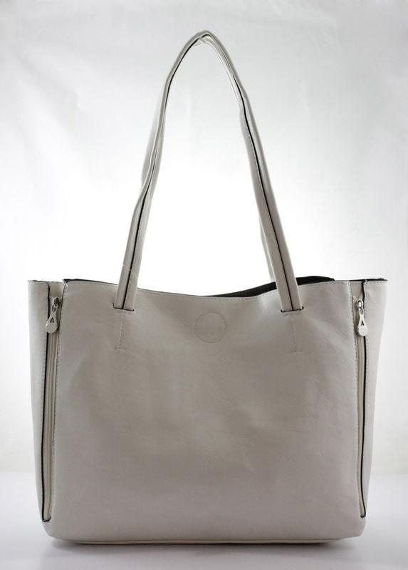 Nicaso Color-block Double Bag
