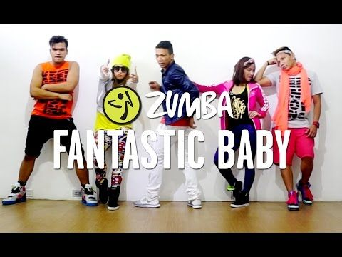 Fantastic Baby by BIGBANG   Zumba® Fitness   Live Love Party   KPOP - YouTube