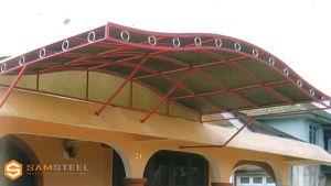 Harga Atap Baja Ringan Untuk Kanopi Project Rumah Desain Dan Minimalis