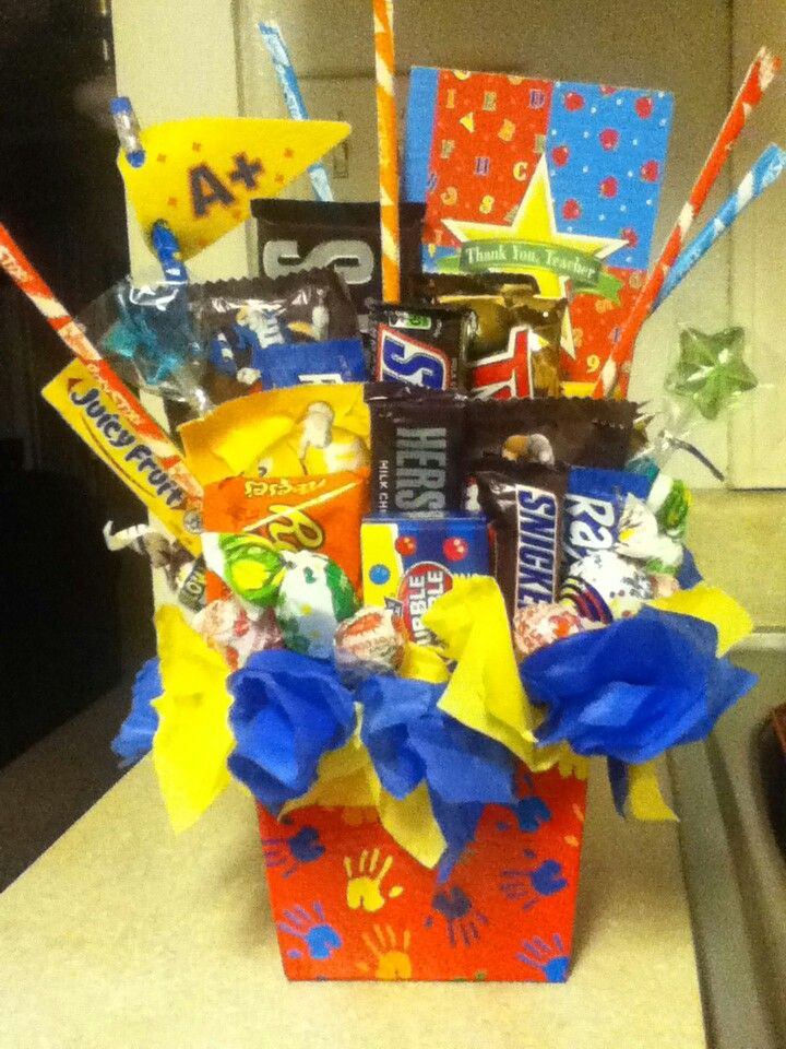 1000+ images about Goodie baskets on Pinterest   Candy bars, Last ...