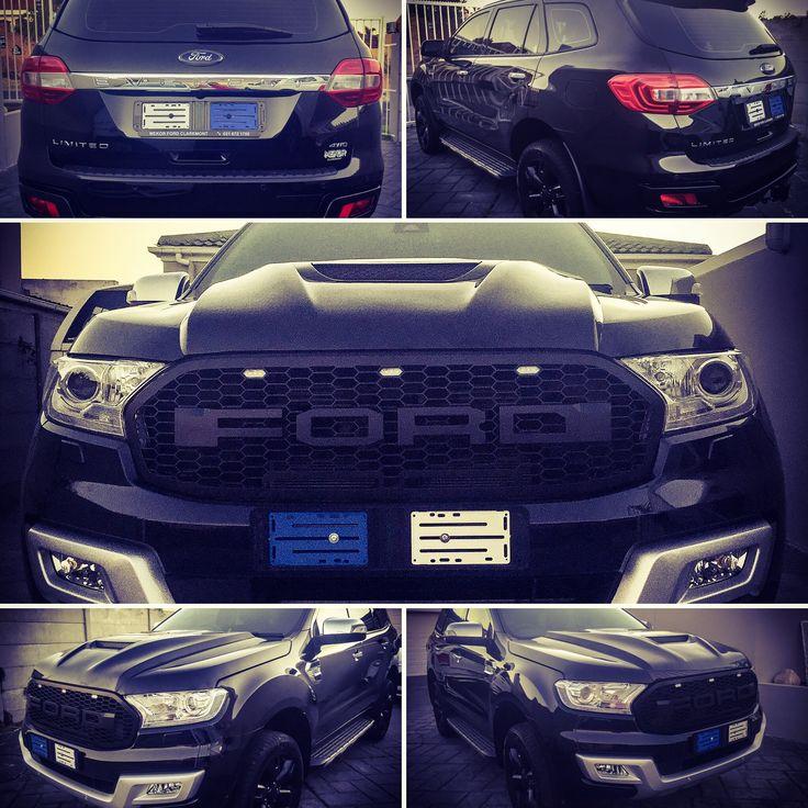 #ford #everest #limited #beast #carporn #custom #wicked #lovemycar #V6 #4x4
