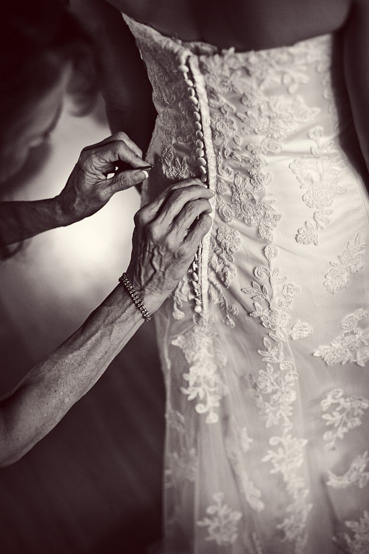 Beautiful lace detail and classic shape - love! Photo by Kim.