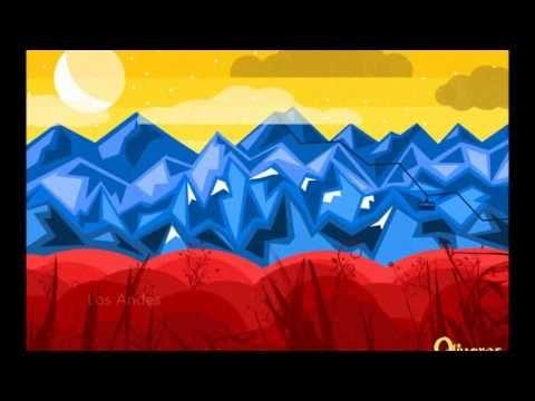 Oscar Olivares: Arte con la Bandera de Venezuela