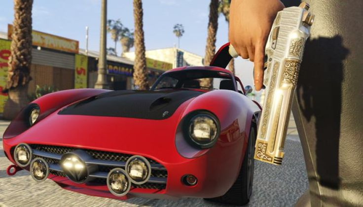 GTA V's Rockstar Editor Makes it to the Gaming Consoles