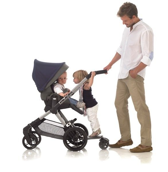 Vente Planche poussette jane universelle - Cabriole bebe - Planche poussette jane universelle  se fixe à l'arrière des poussettes pour balader un 2ème bébé...