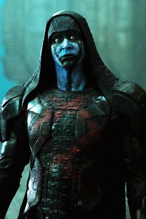 Lee Pace as Ronan the Accuser in Marvel's Guardians of the Galaxy, 2014.  A film that broke international records for the biggest box office opening at $160.4 Million.