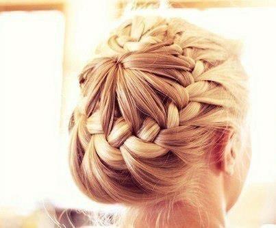 hair design - internal ponytail?