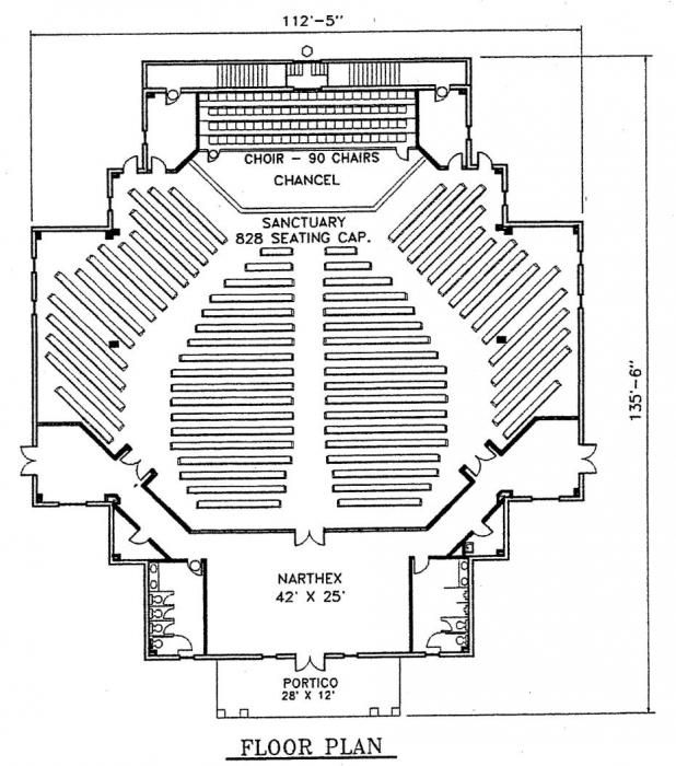 53 best church design floor plan images on pinterest church church building plans church plan 134 lth steel structures malvernweather Gallery