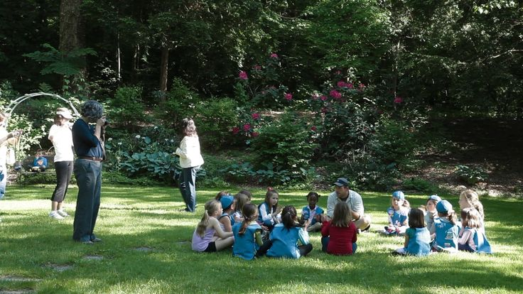 """Refresh your memory! This """"Outdoor Songs and Games"""" video teaches Girl Scout volunteers catchy songs and interactive games that they can use with girls in the outdoors."""