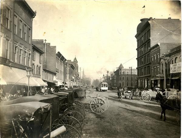 Norwalk Ohio, 1880's