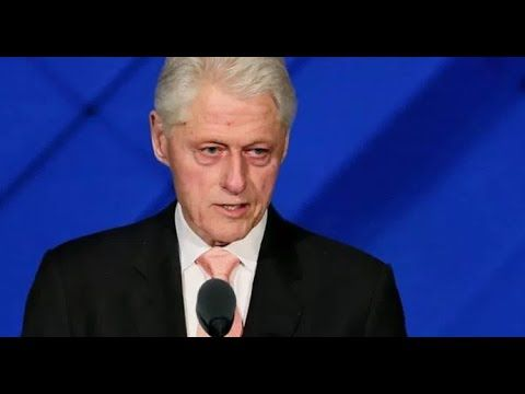 Bill Clinton Health Crisis, Family Gathering In Little Rock at President...