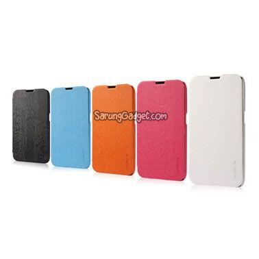 Baseus Grace Leather Case Ultrathin for Samsung Galaxy Mega 6.3 Normal IDR 150.000  harga i like monday IDR 90.000
