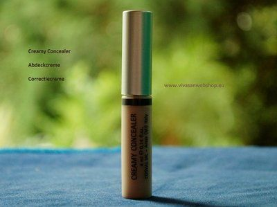 Locherber Korrekturcreme kaschiert lokale Hautunreinheiten, Rötungen, Pigmentflecken, erweiterte Poren, Unebenheiten und Schatten unter den Augen.
