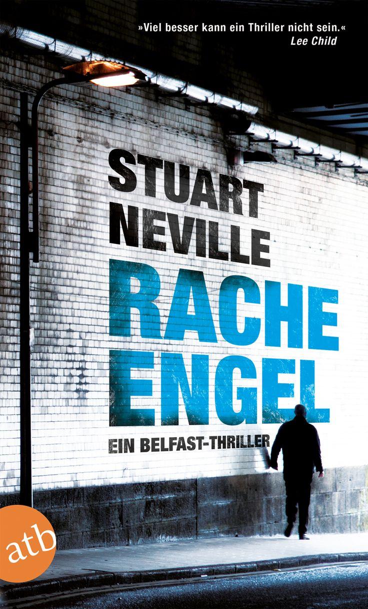 """Jack Lennon, Ermittler in Belfast, möchte sich am liebsten nur um seine kleine Tochter kümmern, doch dann wird er in den Hafen gerufen. Ein Polizist ist ermordet worden. Offensichtlich ist er jemandem in die Quere gekommen, der eine Leiche verschwinden lassen wollte ...  Mehr zu """"Racheengel"""" von Stuart Neville unter www.aufbau-verlag.de/racheengel-3657.html  #bücher #thriller #spannung"""