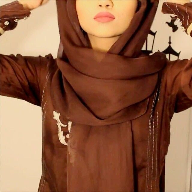 My highly requested hijab style using a duppatta