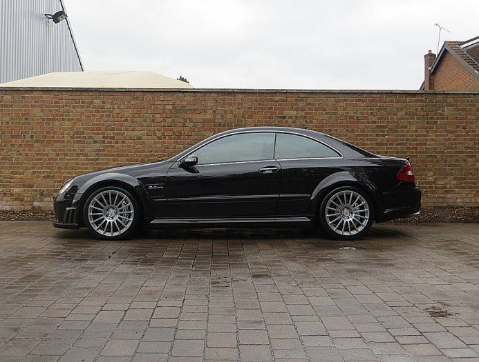 2008 (08) Mercedes CLK63 AMG Black Series | Obsidian Black