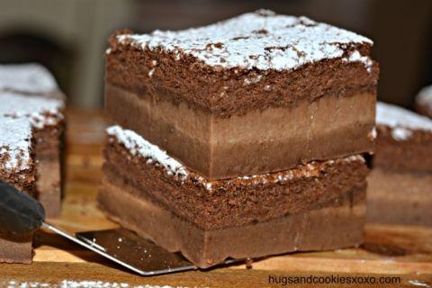 custard chocolate