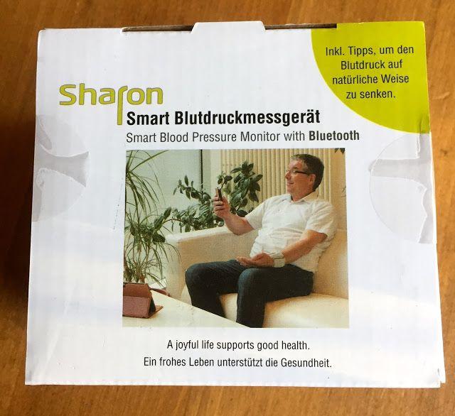 Produkttestseite von Heike: Produkttest : Sharon Bluetooth Handgelenk-Blutdruc... #Produkttest #sponsored #Leicke #Blutdruckmessgerät