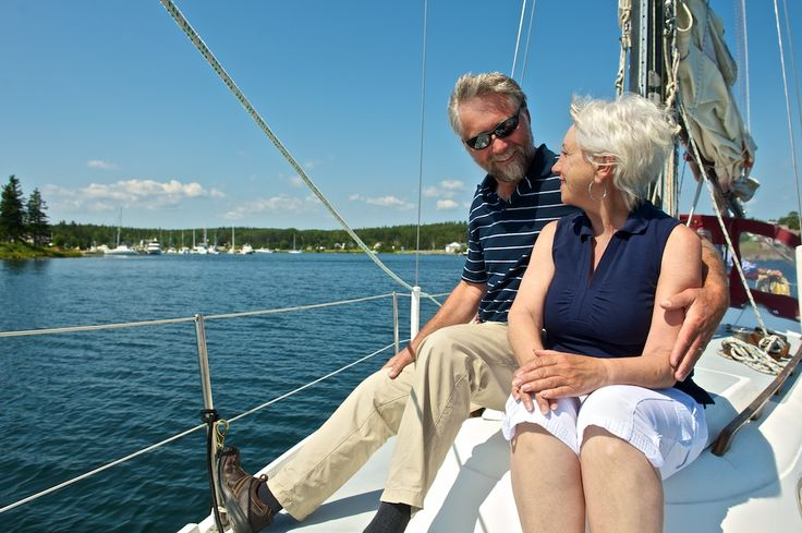 Sailing on the Bras d'Or Lake.   http://www.cbisland.com/experiences/outdoor-adventure/water-sports