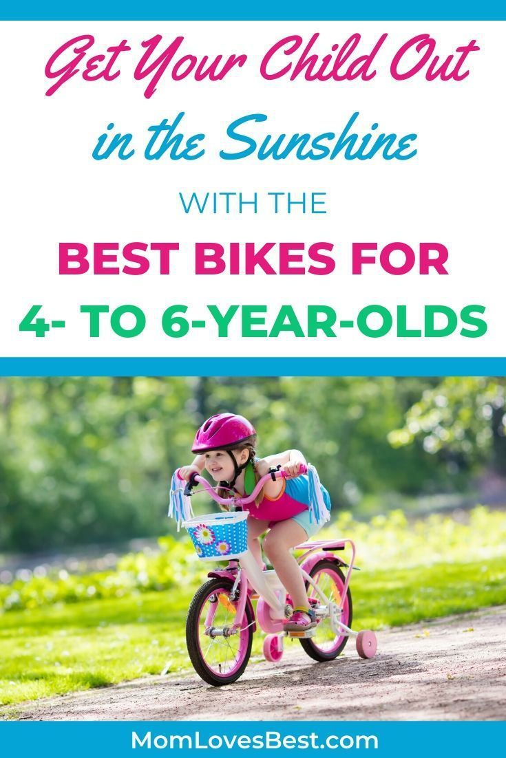 8 Best Bikes For 4 To 6 Year Olds 2020 Reviews Gentle