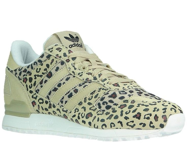 Leopard Adidas Sneakers January 2017