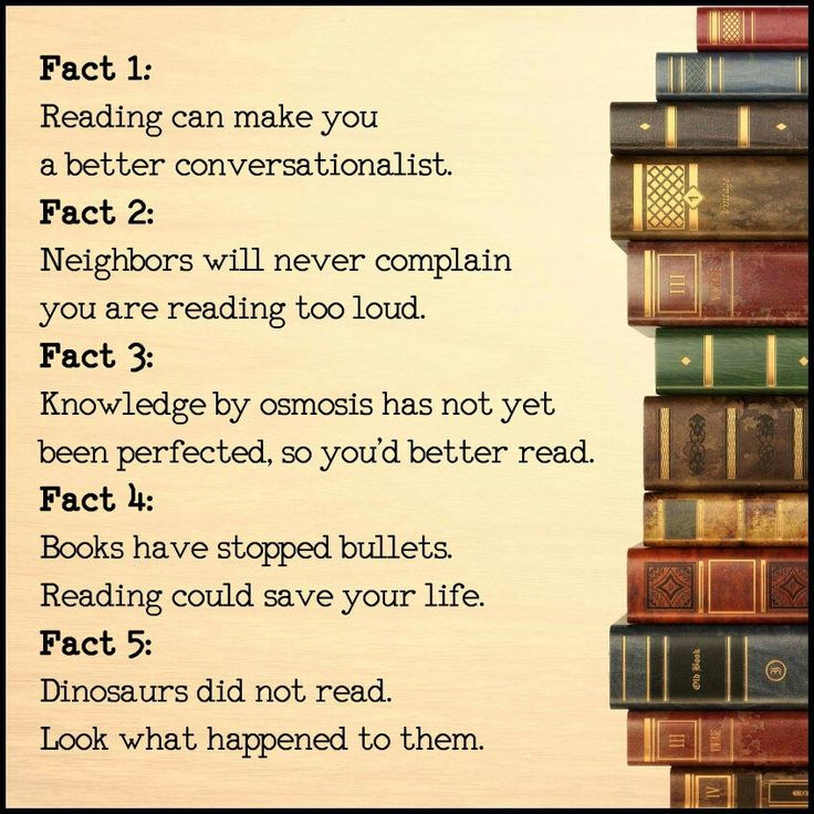 Reading Fundamental Facts