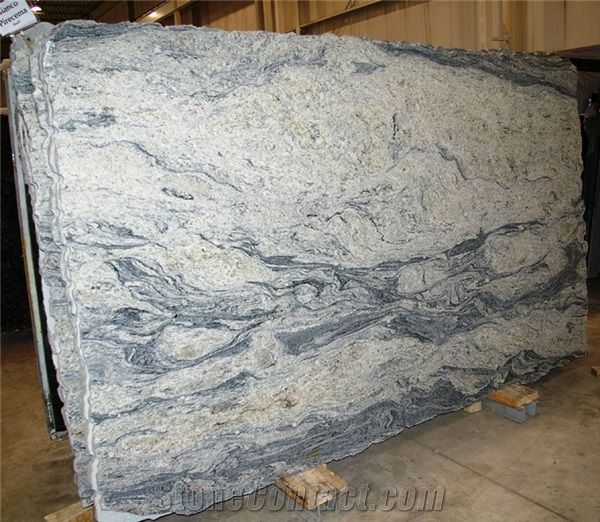 Granite Slabs Product Bianco Piracema Granite Slab