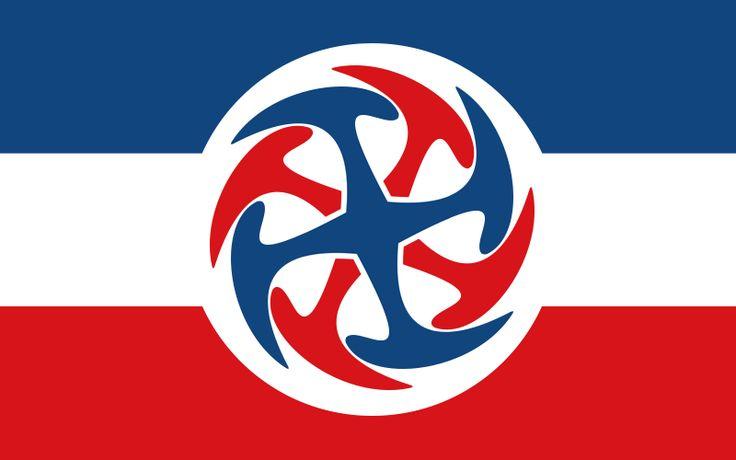 Flaga Zachodniej Słow. 2