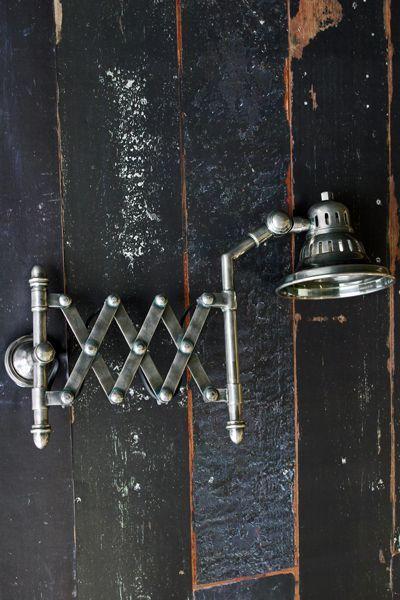 Extending wall lamp £99