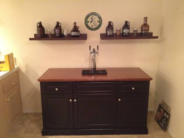 Kegerator cabinet - Home Brew Forums