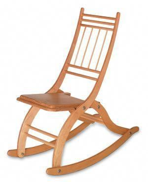 Folding Rocking Chair Plans Lee Valley Tools Rockingchair Kids