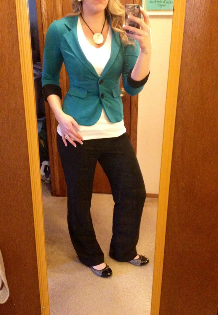 Business Casual Work Outfit #79 | My Look | Pinterest ...