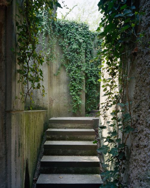 Villa Ottolenghi Swedish architectural photographer Åke E:son Lindman photographs this residence in Verona, Italy designed by Carlo Scarpa.