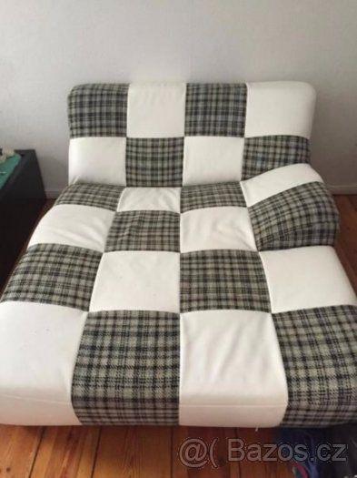 Elegantní sofa /lenoška v moderním provedení - Jablonec nad Nisou, prodám