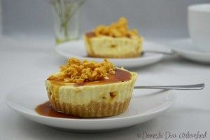 Honeycomb cheesecake recipe