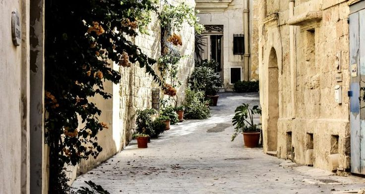 Medina, the old capital of Malta. A place stuck in history.
