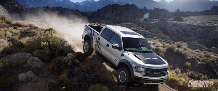 ford raptor 2016 chile